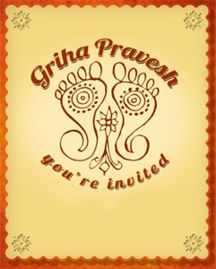 Griha pravesh cards griha pravesh invitation card griha pravesh cards stopboris Image collections