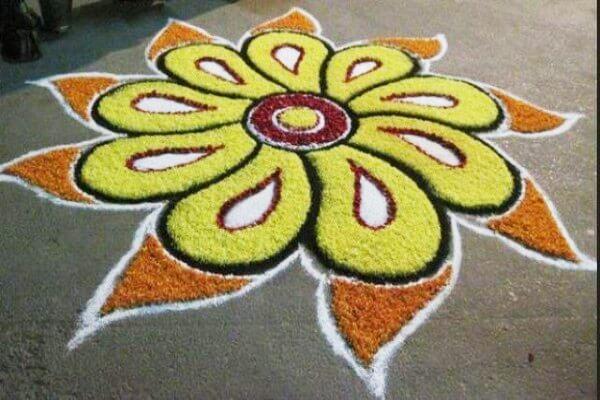 Rangoli designs for griha pravesh puja griha pravesh rangoli designs - Gruhapravesam gifts ideas ...